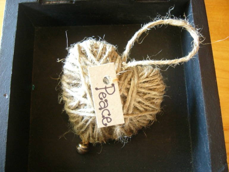 Hemp Twine Ornament