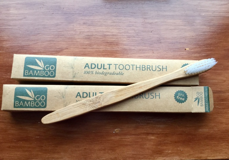 Go Bamboo Toothbrushes, Ocean-Friendly Plastic-Free Alternatives